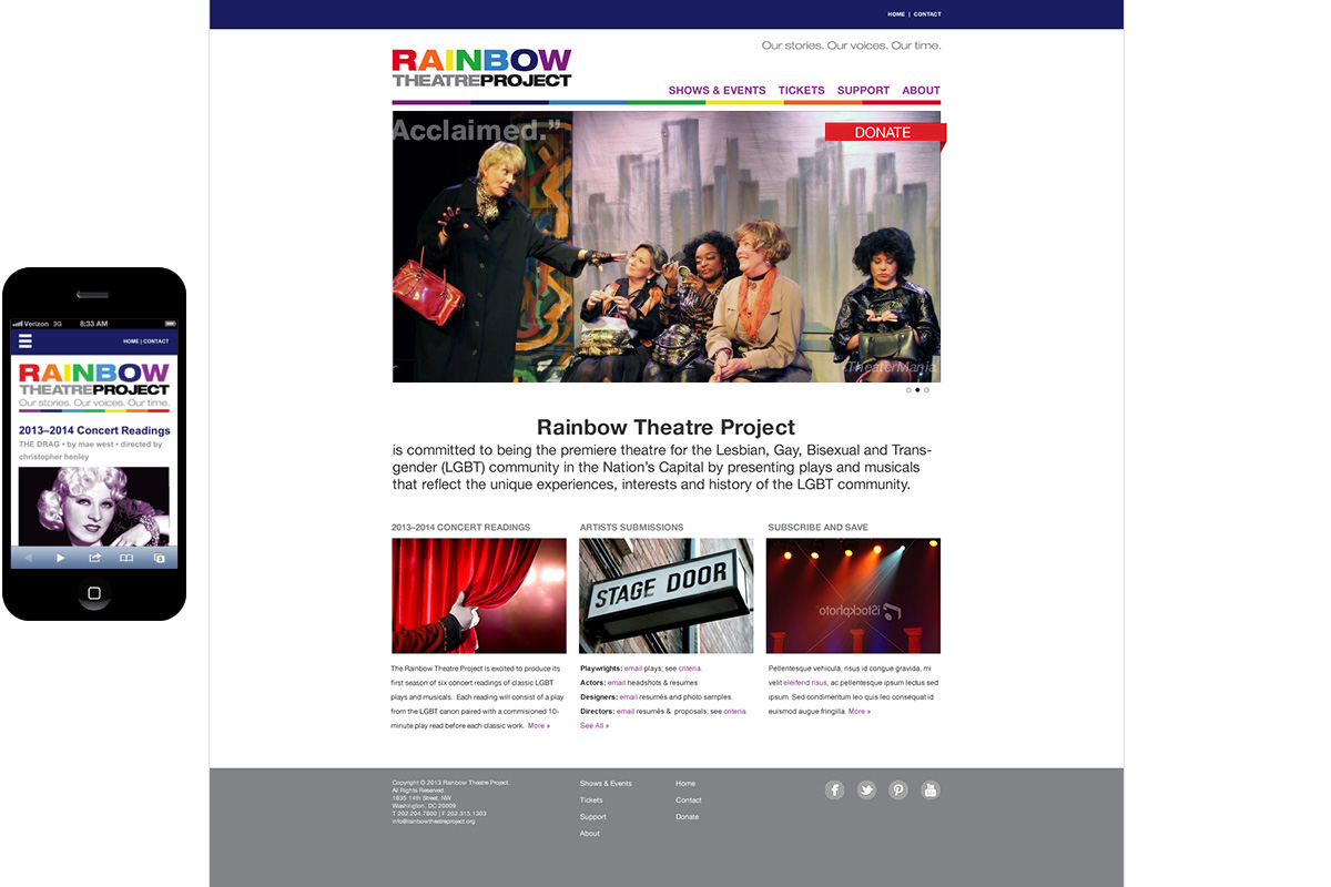 Rainbow Theatre Project