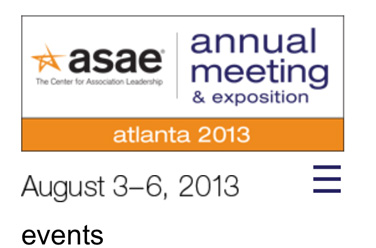 ASAE Annual Meeting 2013